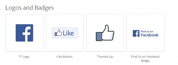 Facebook最新ロゴ