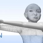 Blenderで人体モデリング【第06回】